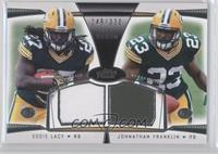 Eddie Lacy, Johnathan Franklin /330