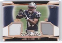 Aaron Dobson /25