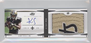 2013 Topps Prime Level IV Booklet #PIV-KS - Kenny Stills /5