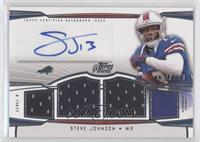 Steve Johnson /200