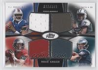 EJ Manuel, Geno Smith, Mike Glennon, Matt Barkley /373
