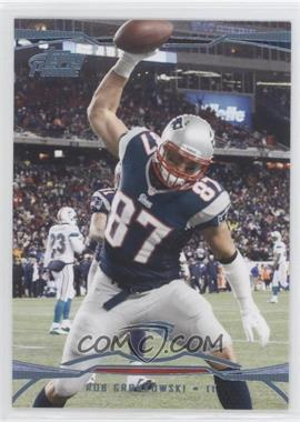 2013 Topps Prime Retail [Base] Blue #78 - Rob Gronkowski