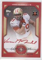 Vance McDonald /10