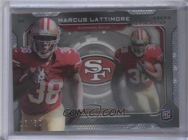 2013 Topps Strata - Inserts #SS-ML - Marcus Lattimore /50