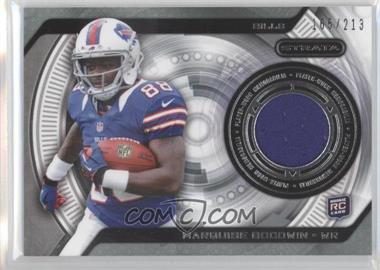 2013 Topps Strata Relics #SR-MGO - Marquise Goodwin /213