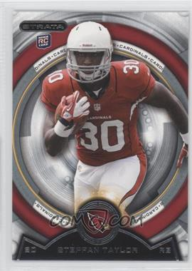 2013 Topps Strata #50 - Stepfan Taylor