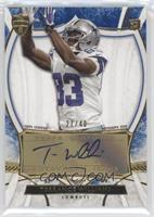 Terrance Williams /40