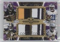 Le'Veon Bell, Joseph Randle, Markus Wheaton, Terrance Williams /5