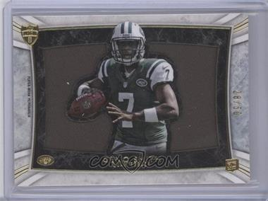 2013 Topps Supreme Supreme Rookie Die-Cut Relic #SRDC-GS - Geno Smith /50