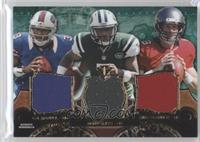 EJ Manuel, Geno Smith, Mike Glennon /18