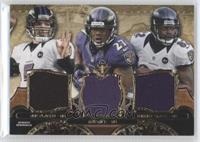 Joe Flacco, Ray Rice, Torrey Smith /9