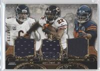 Jay Cutler, Matt Forte, Julius Peppers /36