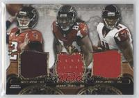 Matt Ryan, Roddy White, Julio Jones /36