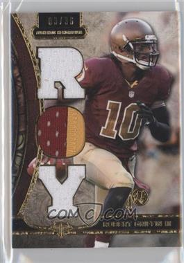 2013 Topps Triple Threads Relics #TTR-RG2 - Robert Griffin III /36