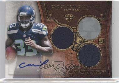2013 Topps Triple Threads #126 - Christine Michael /99