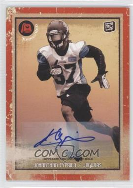 2013 Topps Turkey Red - [Base] - Autographs [Autographed] #39 - Jonathan Cyprien