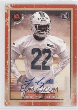 2013 Topps Turkey Red Autographs [Autographed] #17 - Jamar Taylor