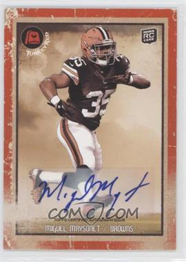 2013 Topps Turkey Red Autographs [Autographed] #25 - Miguel Maysonet