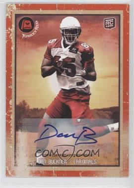 2013 Topps Turkey Red Autographs [Autographed] #43 - Dan Buckner