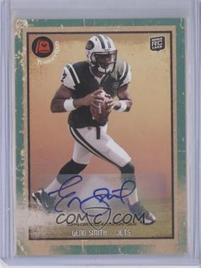 2013 Topps Turkey Red Green Autographs [Autographed] #91 - Geno Smith /10