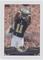 Tavon Austin (Arms Extended Towards Ball)