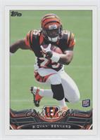 Giovani Bernard (Ball Clutched at Chest)