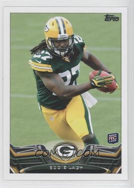 2013 Topps #406.1 - Eddie Lacy (Ball in Both Hands)
