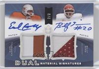 Earl Campbell, Billy Sims /3