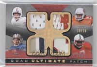 Jerry Rice, John Elway, Dan Marino, Barry Sanders /10