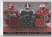 Eddie Lacy, Montee Ball, Le'Veon Bell /15