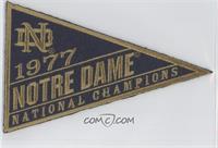 1977 National Champions