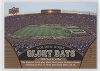 Notre Dame Stadium /50