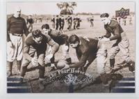 The Four Horsemen, Harry Stuhldreher, Jim Crowley, Don Miller, Elmer Layden