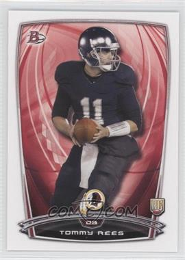 2014 Bowman - Rookies #82 - Tommy Rees