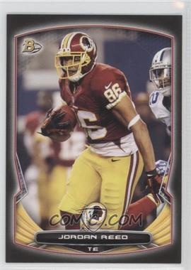 2014 Bowman Black Border #107 - Jordan Reed