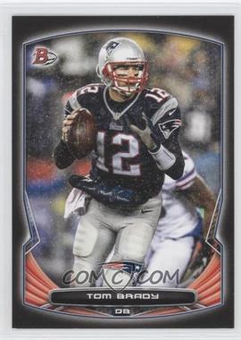 2014 Bowman Black Border #56 - Tom Brady