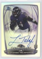 Lorenzo Taliaferro (On-Card Autograph)