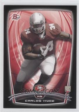 2014 Bowman Rookies Black Border #14 - Carlos Hyde