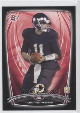 2014 Bowman Rookies Black #82 - Tommy Rees