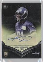Rookie Autograph - Kevin Norwood  /50