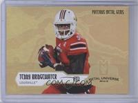 Teddy Bridgewater /10