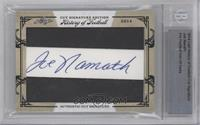 Joe Namath [BGS AUTHENTIC]
