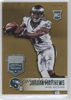 Jordan Matthews /20