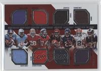 Andre Williams, Carlos Hyde, Devonta Freeman, Terrance West, Tre Mason, Bishop …