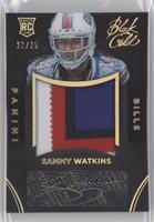 Sammy Watkins /25