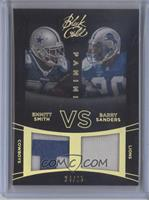 Barry Sanders, Emmitt Smith /25