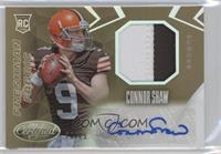Connor Shaw /25