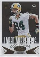 Jared Abbrederis /25