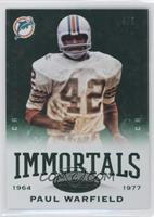 Paul Warfield /5
