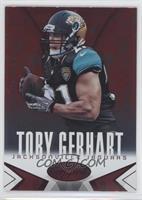 Toby Gerhart